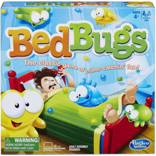 BedBugs Sällskapsspel