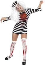 Zombie straffånge klänning