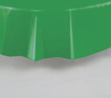 Rund duk - Grön