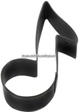Musiknot pepparkaksform