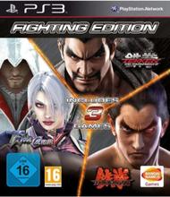 Fighting Edition: Tekken 6/Tekken Tag Tournament 2 - Sony PlayStation 3 - Fighting