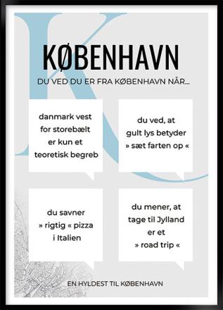 du er fra Koebenhavn