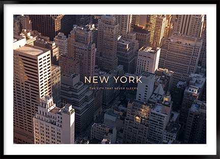 New York sleep