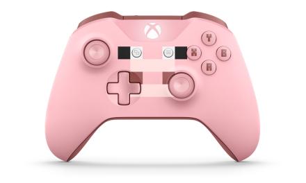 Trådløs Xbox-controller – Minecraft Pig - Microsoft Store