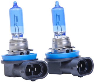 Halogenlampa OSRAM COOL BLUE BOOST 12V H9 65W