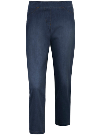 """Modern Fit""-jeans i 7/8-längd från Gerry Weber Edition denim"