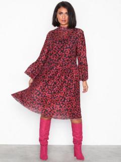 MOSS COPENHAGEN Kit Dress AOP