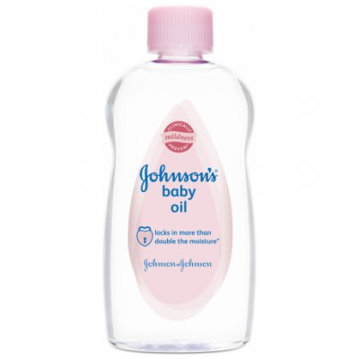 Johnson's Babyöl 500 ml