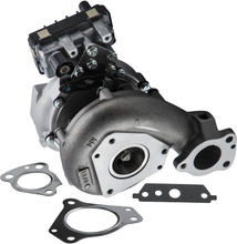 Turbocharger compatible for Mercedes Benz M-Class E-Class compatible for Jeep Cherokee 3.0 CDI OM642