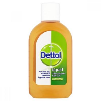Dettol Antiseptic Disinfectant Liquid 250 ml