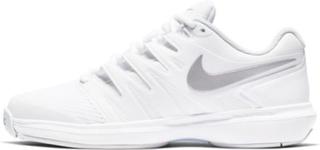 Nike Air Zoom Prestige White/Silver/Blue 42
