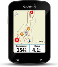 Garmin Edge 820 GPS Navigationsudstyr inkl Premium HF-brystrem + hastighed-/skridttæller 2019 GPS apparater