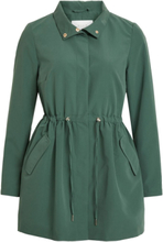 VILA Short, Spring Jacket Women Green