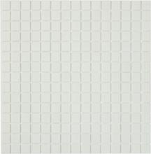 Nordic Kakel Glasmosaik 32,7X32,7-Vit