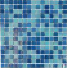 Nordic Kakel Glasmosaik 32,7X32,7-Heaven