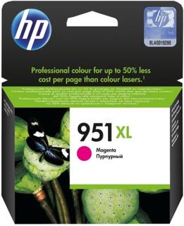 Hp HP OfficeJet Managed MPF P27724dw HP 951XL Blekkpatron magenta, 1500 sider
