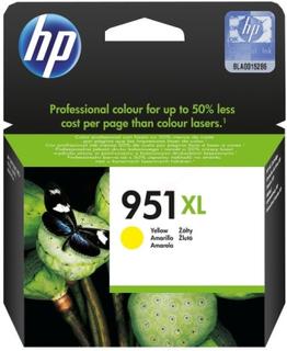 Hp HP OfficeJet Managed MPF P27724dw HP 951XL Blekkpatron gul, 1500 sider