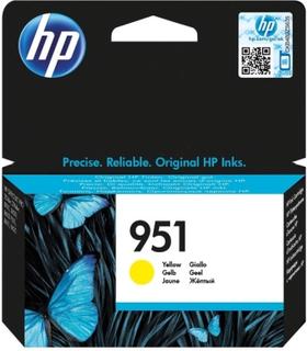 Hp HP OfficeJet Managed MPF P27724dw HP 951 Blekkpatron gul, 700 sider