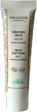 Argandia Foot Cream Mint (30 ml)