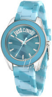 Just Cavalli R7251602502 Just Dream Blå/Gummi Ø38 mm