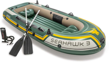 Intex Uppblåsbar båt Seahawk 3 295x137x43 cm 68380NP