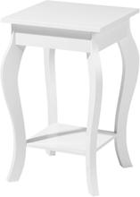 Valkoinen sivupöytä AVON