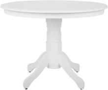 Ruokapöytä 100 cm valkoinen AKRON