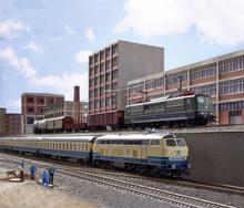 Diesellokomotiv, Elektrolokomotiv H0 Märklin (29051)