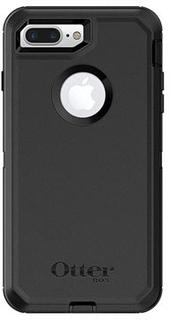 OtterBox Defender iPhone 7 Plus / 8 Plus Cover - Sort