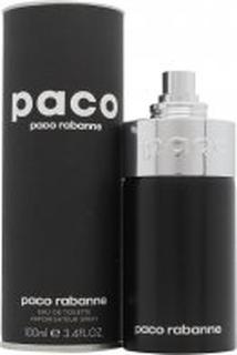 Paco Rabanne Paco Eau de Toilette 100ml Sprej