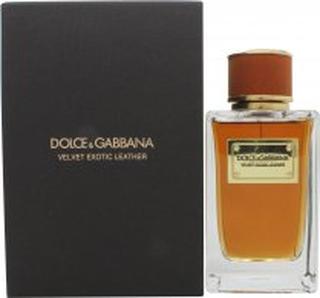 Dolce & Gabbana Velvet Exotic Leather Eau de Parfum 150ml Sprej