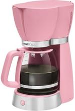 Clatronic KA 3689 Kahvinkeitin Pinkki 1 kpl