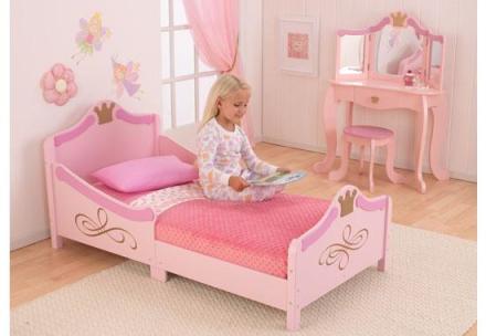 Prinsesse seng – 70×140