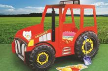 Traktorseng – inkl. madrass