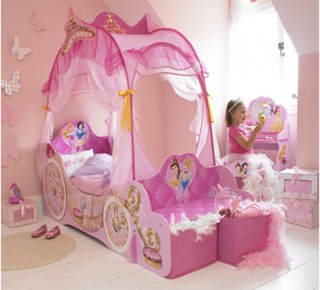 Disney prinsesse vognen