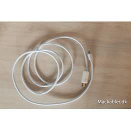 Ugreen Mini DisplayPort til Displayport kabel Premium (2m)
