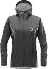 L.I.M Comp Jacket Women Dark Grey XS