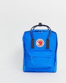 Fjallraven - Kanken - Blå 16 liters ryggsäck - Blå