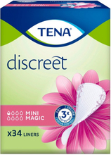 Discreet Mini Magic Trosskydd