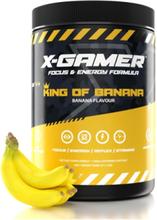 X-Tubz King of Banana 600g - 60 porsjoner