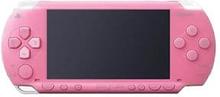 PSP 1000 Basenhet Pink - Sony PSP (käytetty)