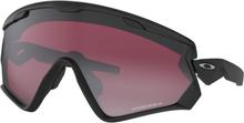 Oakley Wind Jacket 2.0 Glasögon Matte Black/Prizm Snow Black Iridium