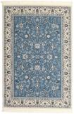 Nain Florentine - Ljusblå matta 160x230 Orientalis