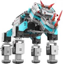 UBTECH Jimu Robot Inventor Kit 675 sammankopplade delar 16 servomotorer