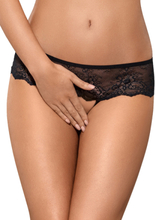 Obsessive: Merossa Crotchless Panties
