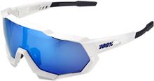 100% Speedtrap Cykelbriller, matte white 2020 Briller