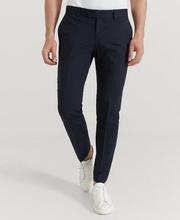 Pour Kostymbyxor Danny Suit Trousers Blå