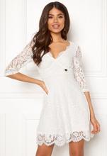 Chiara Forthi Ellix Dress - 2 White L (EU42)
