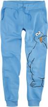 Sesam Stasjon - Cookie Monster -Treningsbukse - blå