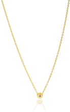 Gynning Jewelry Älskad Mini Halsband Guld